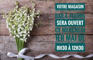Bar à fleurs Montalieu - Un bouquet de bonheur