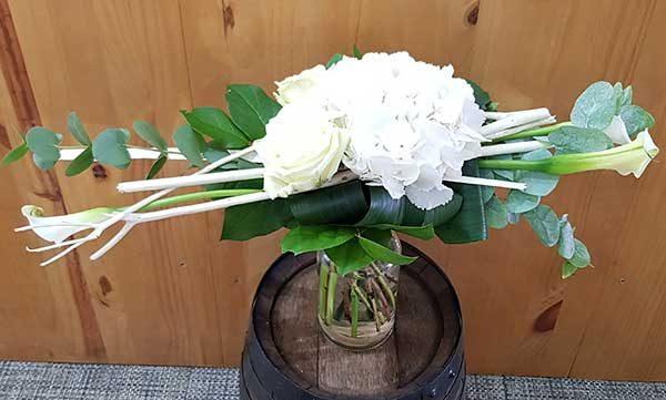 bouquet horizontal mojito