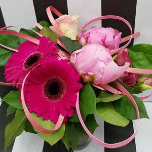 bouquet original pretty in pink