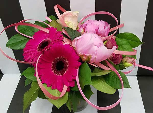 bouquet original pretty in pink