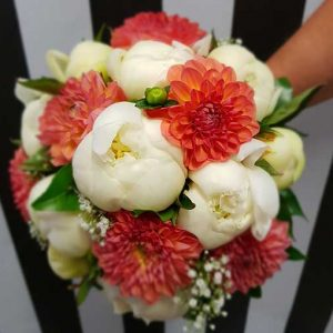 bouquet rond punch