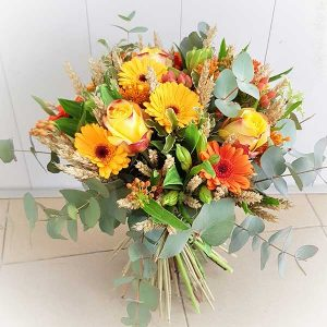 bouquet flou punch