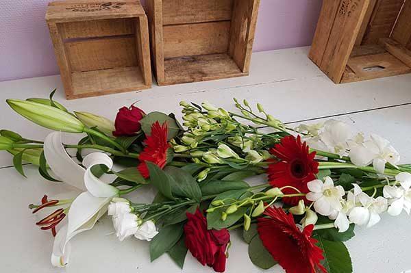 brassée de fleurs cosmopolitan